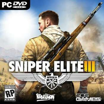 Sniper Elite 3 + DLC (2014) (RUS/ENG/MULTI9) Steam-Rip / RePack / RiP