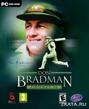 Don Bradman Cricket 14 (2014) (ENG) (PC) (FAIRLIGHT)