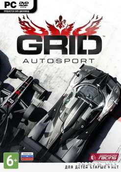 GRID Autosport - Black Edition (2014) (RUS/ENG) (PC) Full / RePack