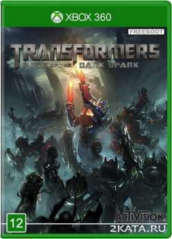 Transformers: Rise of the Dark Spark (2014) (RUS) (XBOX360) (GOD)
