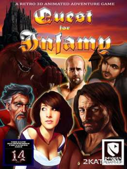 Quest for Infamy (2014) (ENG) (PC) (POSTMORTEM)