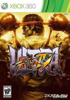 Ultra Street Fighter IV (2014) (ENG) (XBOX360)