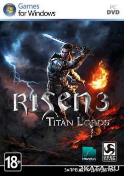 Risen 3: Titan Lords + DLC (2014) (RUS/ENG/Multi6) (PC) Steam-Rip / RePack
