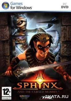 Sphinx and the Cursed Mummy (2004) (RUS/ENG) (PC)