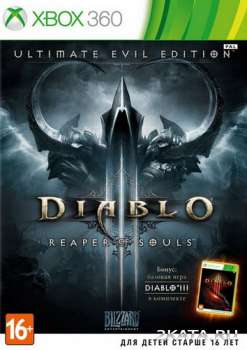 Diablo III: Ultimate Evil Edition (2014) (RUSSOUND) (XBOX360)