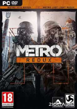 Metro Redux Bundle (2014) (RUS/UKR/ENG/MULTI10) (PC) Steam-Rip / RePack