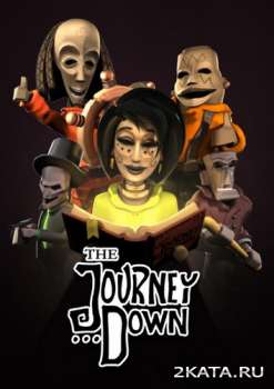 The Journey Down: Chapter Two (2014) (ENG) (PC) (CODEX)