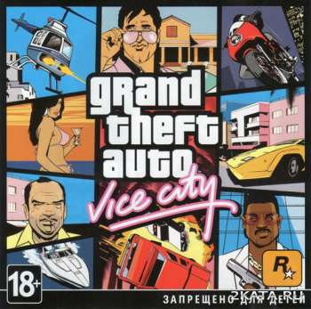 Grand Theft Auto: Vice City (2003) (ENG/RUS/MULTI5) (PC) Steam-Rip