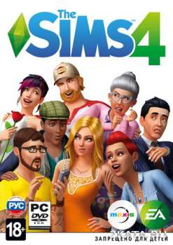 The Sims 4: Deluxe Edition (2014) (RUS/ENG) (PC)
