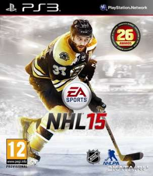 NHL 15 (2014) (RUS/ENG) (USA) (PS3)