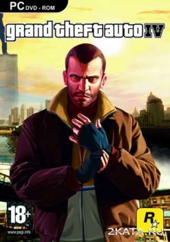 Grand Theft Auto IV + Desings Accelerator 10 PC (2008) (RUS/ENG) (PC) Rip