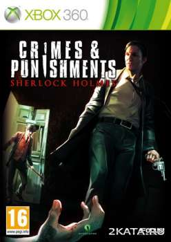 Sherlock Holmes: Crimes and Punishments (2014) (ENG) (XBOX360)
