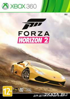 Forza Horizon 2 (2014) (RUSSOUND) (XBOX360)