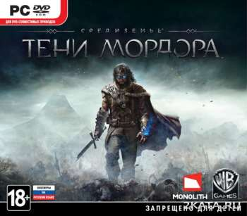 Средиземье: Тени Мордора / Middle-Earth: Shadow Of Mordor - Premium Edition (2014) (RUS/ENG/MULTI8) (PC) Full / RePack