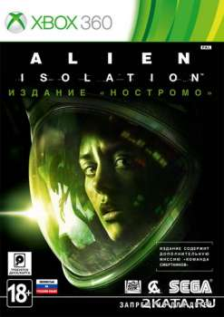 Alien: Isolation (2014) (RUSSOUND) (XBOX360)