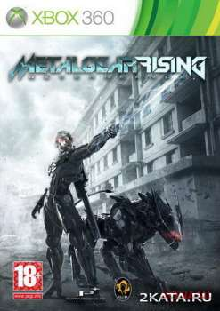 Metal Gear Rising: Revengeance (2013) (RUS) (XBOX360)