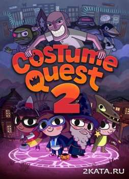 Costume Quest 2 (2014) (ENG/Multi5) (PC) (PLAZA)