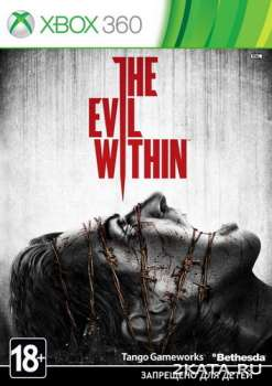The Evil Within (2014) (PAL/NTSC) (RUS/ENG/MULTi4) (XBOX360)