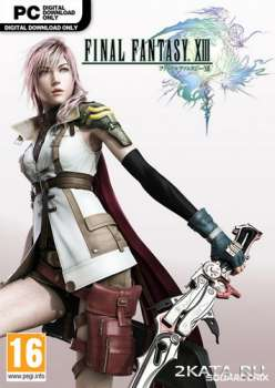 Final Fantasy XIII (2014) (ENG/JPN/MULTi8) (PC) Full / RePack