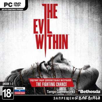 The Evil Within + DLC (2014) (RUS/ENG/MULTi7) (PC) RePack