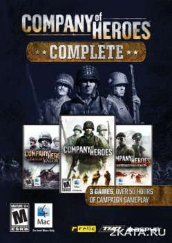 Company of Heroes Complete Edition (2013) (RUS/ENG/Multi11) (PC)