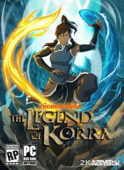 The Legend of Korra (2014) (ENG) (PC) (FAIRLIGHT)
