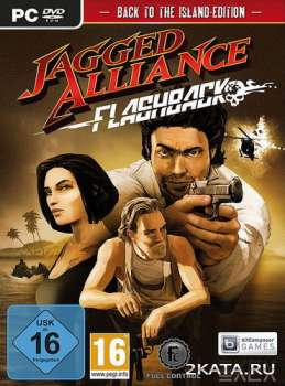 Jagged Alliance: Flashback (2014) (ENG/GER) (PC) (FAIRLIGHT)