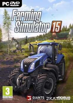 Farming Simulator 15: Gold Edition (2014) (RUS/ENG) (PC)