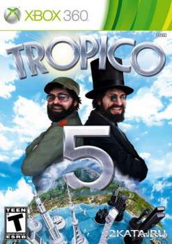 Tropico 5 (2014) (RUSSOUND) (XBOX360)