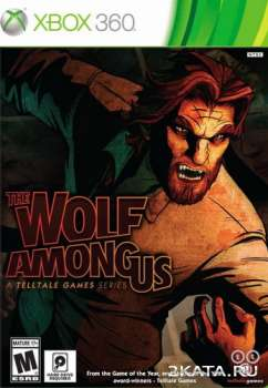 The Wolf Among Us (2014) (ENG) (XBOX360)