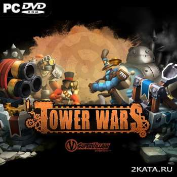 Tower Wars (2012) (RUS/ENG) (PC) Steam-Rip