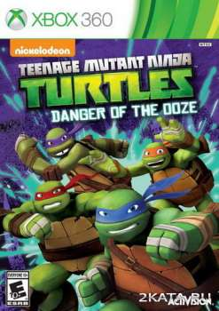 Teenage Mutant Ninja Turtles: Danger of the Ooze (2014) (ENG) (XBOX360)