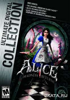Alice: Madness Returns - The Complete Collection (2014) (RUS/ENG/MULTi7) (PC) (PROPHET)