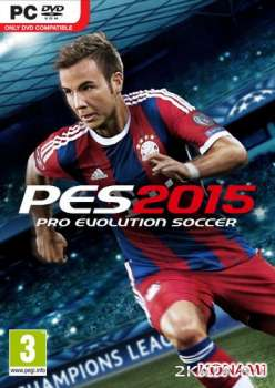 Pro Evolution Soccer 2015 / PES 2015 (2014) (RUS/ENG) (PC) RePack