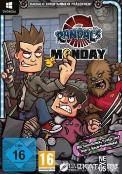 Randal's Monday (2014) (RUS/ENG/Multi5) (PC)