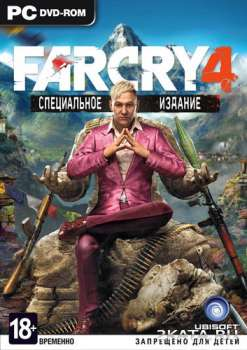 Far Cry 4 - Gold Edition (2014) (RUS/ENG/MULTI) (PC) RePack