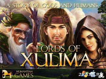 Lords of Xulima (2014) (ENG) (PC) (RELOADED)