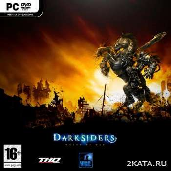 Darksiders: Wrath of War (2010) (RUS/ENG/MULTi9) (PC)