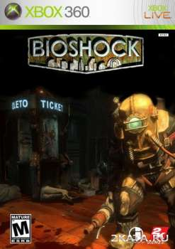 BioShock - Ultimate Rapture Edition + DLC (2007) (RUSSOUND) (XBOX360) (GOD)