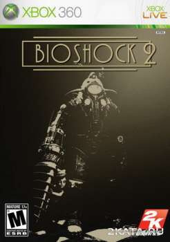 BioShock 2 - Complete Edition + ALL DLC (2010) (RUSSOUND) (XBOX360) (GOD)