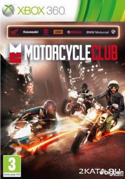 Motorcycle Club (2014) (ENG) (XBOX360)