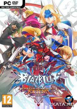 BlazBlue: Continuum Shift Extend (2014) (ENG/MULTI4) (PC) RePack
