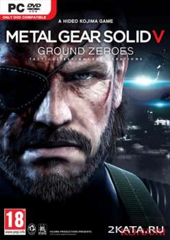 Metal Gear Solid V: Ground Zeroes (2014) (RUS/ENG) (PC) Steam-Rip / RePack