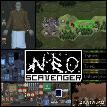 NEO Scavenger (2014) (ENG) (PC)