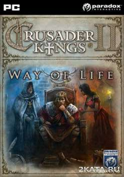 Crusader Kings 2: Way of Life + 49 DLC (2014) (ENG/MULTI4) (PC) RePack