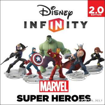 Disney Infinity 2.0: Marvel Super Heroes (2014) (RUS/ENG) (PC)