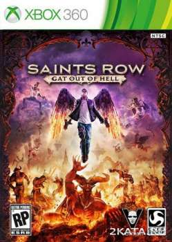 Saints Row: Gat Out of Hell (2015) (RUS) (XBOX360)