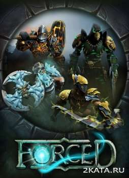 FORCED - Deluxe Edition (2013) (RUS/ENG/MULTI9) (PC) Steam-Rip / RePack