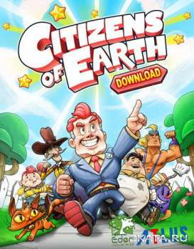 Citizens of Earth (2015) (ENG) (PC) (RELOADED)