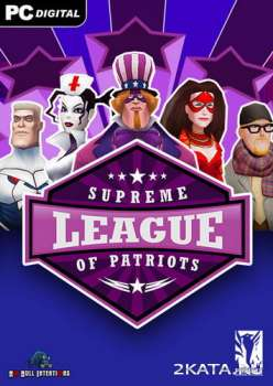 Supreme League of Patriots. Full Season (2015) (ENG) (PC) (FAIRLIGHT)